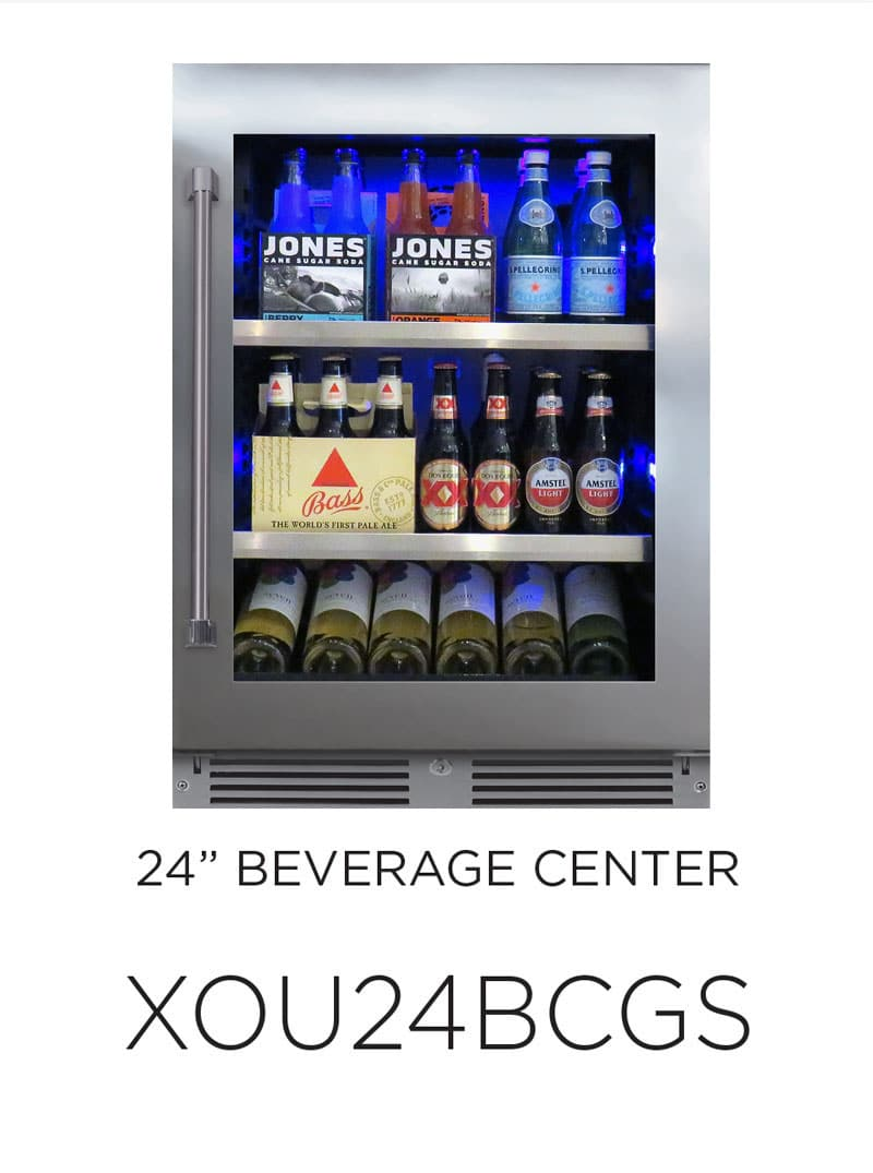 Beverage Centers Xo Appliance