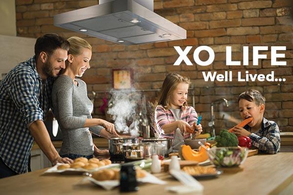 Kitchen Ventilation Xo Appliance